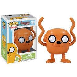 Adventure Time Jake Funko Pop! Vinyl-The Nerdy Byrd