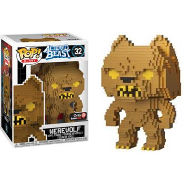 Altered Beast (Gold) GameStop Exclusive Funko Pop! Vinyl-The Nerdy Byrd