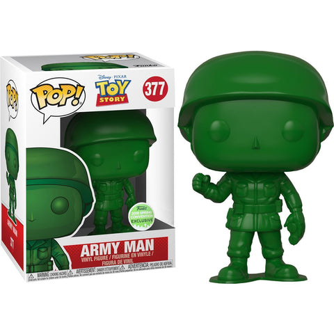 Army Man Toy Story ECCC 2018 Exclusive Funko Pop! Vinyl-The Nerdy Byrd