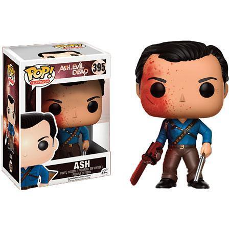 Ash (Bloody) Ash Vs Evil Dead Exclusive Funko Pop! Vinyl-The Nerdy Byrd