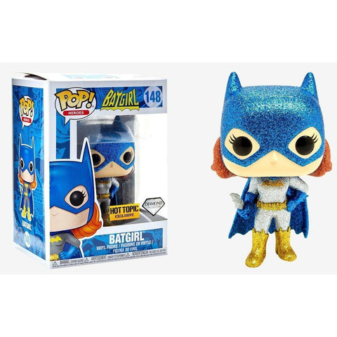 Batgirl Diamond Collection Hot Topic Exclusive Funko Pop! Vinyl-The Nerdy Byrd