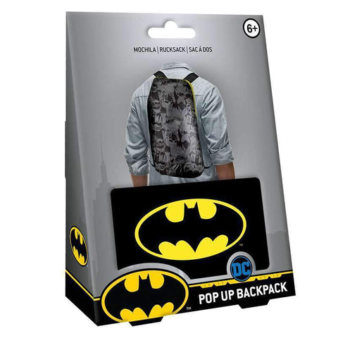 Batman Pop Up Backpack-The Nerdy Byrd