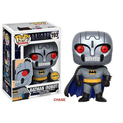 Batman Robot (Chase) DC Animated Series Funko Pop! Vinyl-The Nerdy Byrd