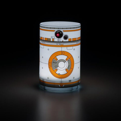 BB-8 Mini Light-The Nerdy Byrd
