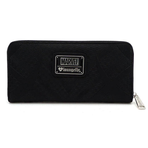 Black Panther Marvel Loungefly Wallet-The Nerdy Byrd