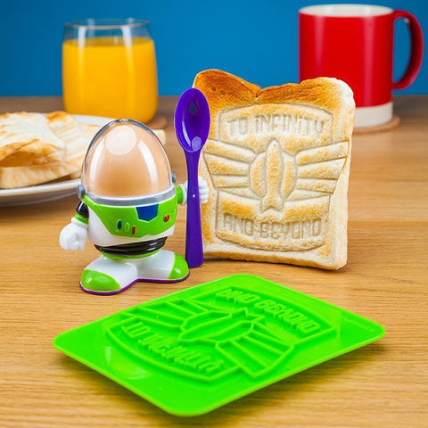 Buzz Lightyear Egg Cup-The Nerdy Byrd