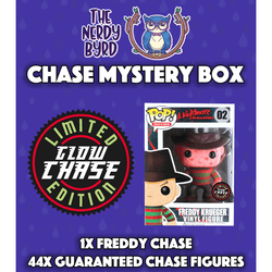 Chase Funko Pop! Mystery Box-The Nerdy Byrd