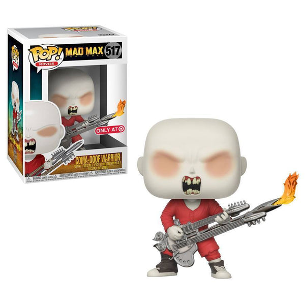 Coma-Doof Warrior Mad Max Target Exclusive Funko Pop! Vinyl-The Nerdy Byrd