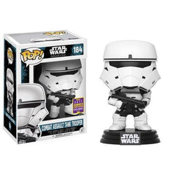 Combat Assault Tank Trooper Star Wars SDCC Exclusive Funko Pop!-The Nerdy Byrd