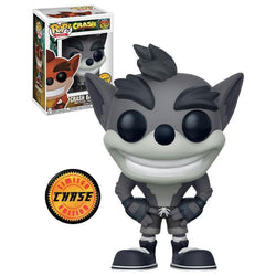 Crash Bandicoot (Chase) Funko Pop! Vinyl-The Nerdy Byrd