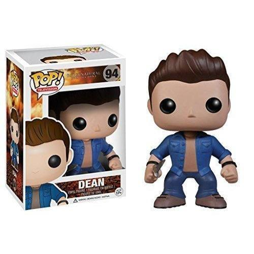 Dean Winchester Supernatural Funko Pop! Vinyl-The Nerdy Byrd