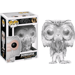 Demiguise (Invisible) Fantastic Beasts Exclusive Funko Pop! Vinyl-The Nerdy Byrd
