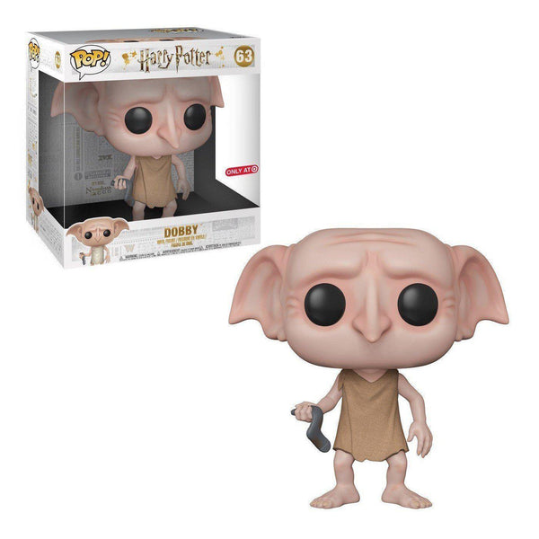 "Dobby 10"" Harry Potter Target Exclusive Funko Pop! Vinyl-The Nerdy Byrd"