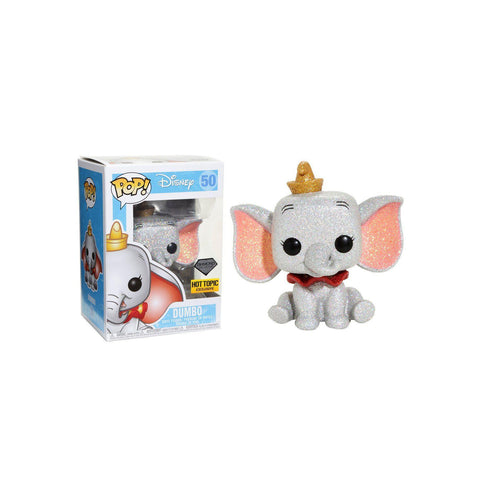 Dumbo Diamond Collection Hot Topic Exclusive Funko Pop! Vinyl-The Nerdy Byrd
