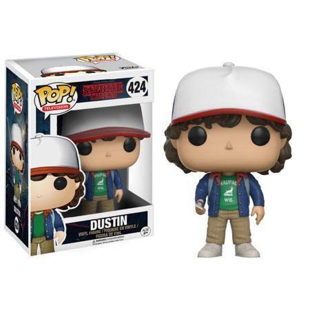 Dustin Stranger Things Funko Pop! Vinyl-The Nerdy Byrd