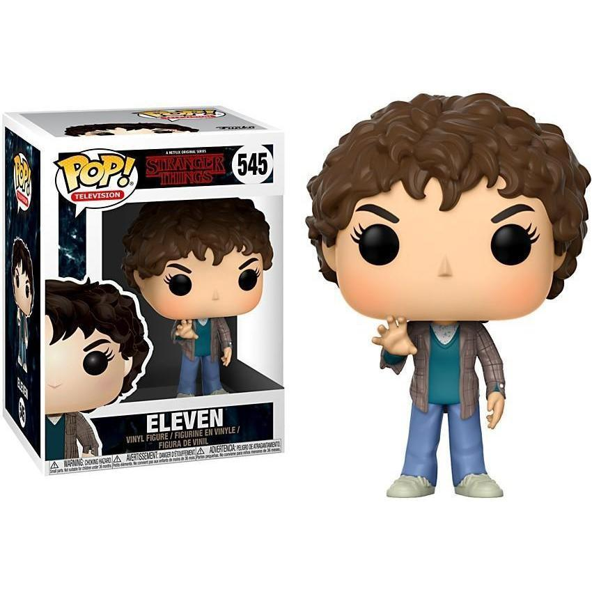 Eleven Stranger Things 2 Funko Pop! Vinyl-The Nerdy Byrd