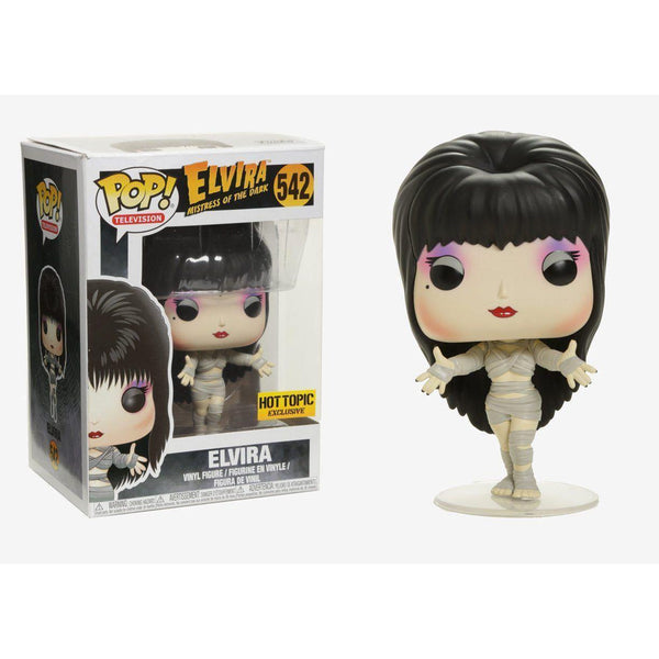Elvira Mistress of the Dark Hot Topic Exclusive Funko Pop! Vinyl-The Nerdy Byrd