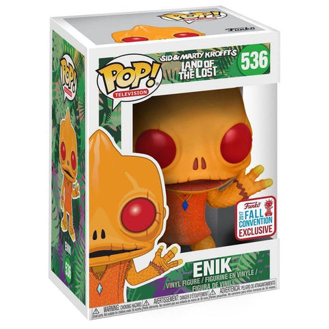 Enik Land of the Lost NYCC 2017 Exclusive Funko Pop! Vinyl-The Nerdy Byrd