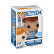 Freddy Funko With Sign Funko Shop Exclusive Funko Pop! Vinyl-The Nerdy Byrd