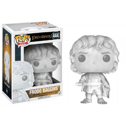 Frodo Baggins Invisible Lord of the Rings Exclusive Funko Pop! Vinyl-The Nerdy Byrd