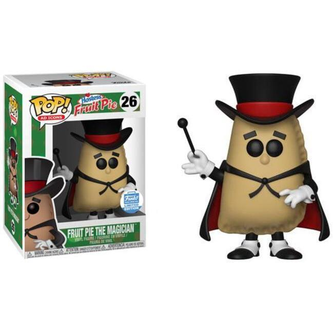 Fruit Pie The Magician Hostess Funko Shop Exclusive Funko Pop! Vinyl-The Nerdy Byrd