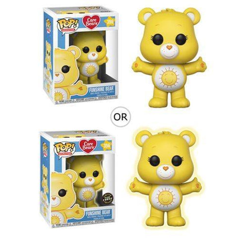 Funshine Care Bear Funko Pop! Vinyl-The Nerdy Byrd