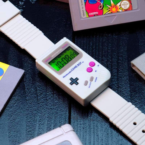 Game Boy Watch-The Nerdy Byrd