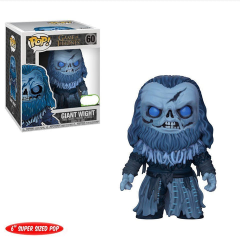 "Giant Wight 6"" Game of Thrones ECCC Exclusive Funko Pop! Vinyl-The Nerdy Byrd"
