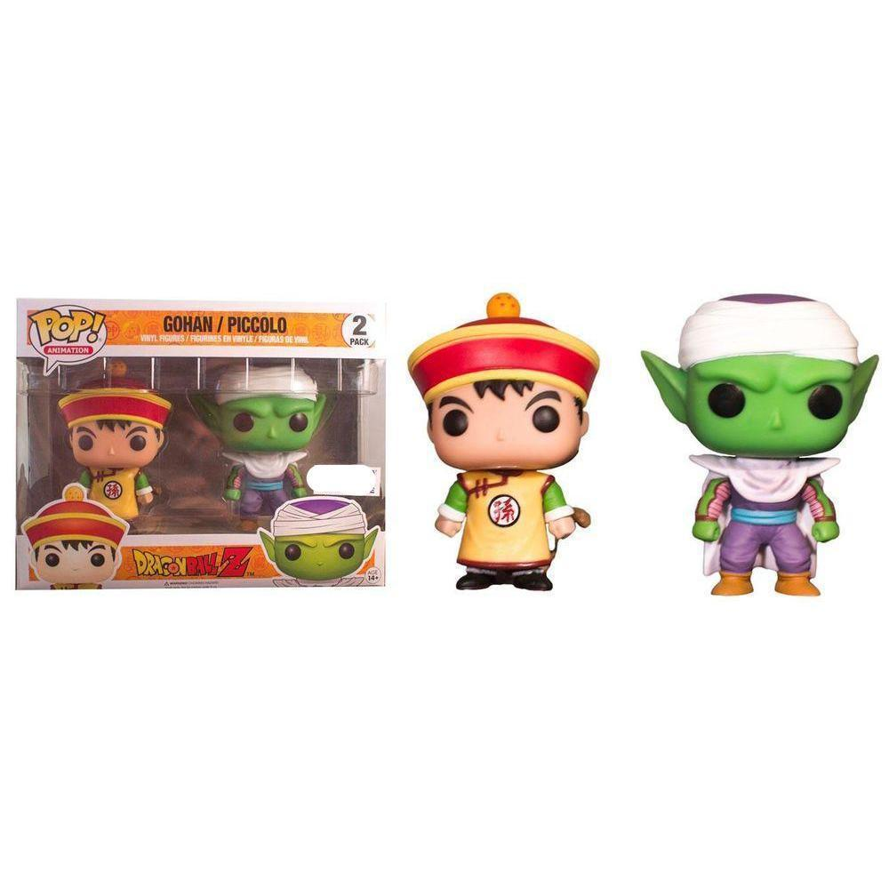 Gohan & Piccolo 2 Pack DBZ Exclusive Funko Pop! Vinyl-The Nerdy Byrd