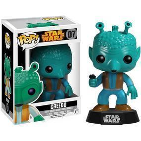 Greedo Star Wars Funko Pop! Vinyl-The Nerdy Byrd