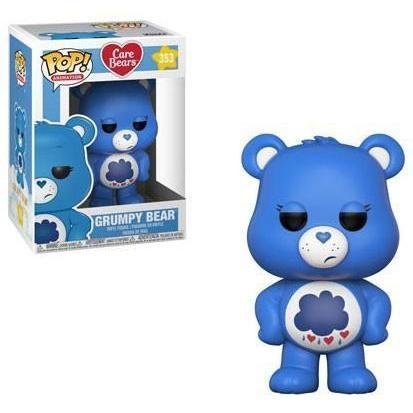 Grumpy Care Bear Funko Pop! Vinyl-The Nerdy Byrd