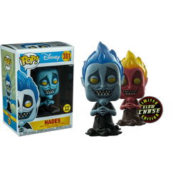 Hades GitD Hercules Exclusive Funko Pop! Vinyl-The Nerdy Byrd