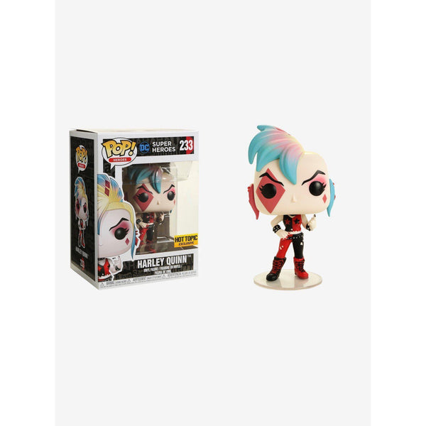 Harley Quinn Skull Bags DC Hot Topic Exclusive Funko Pop! Vinyl-The Nerdy Byrd