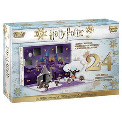 Harry Potter Funko Advent Calendar - 24 Pieces-The Nerdy Byrd