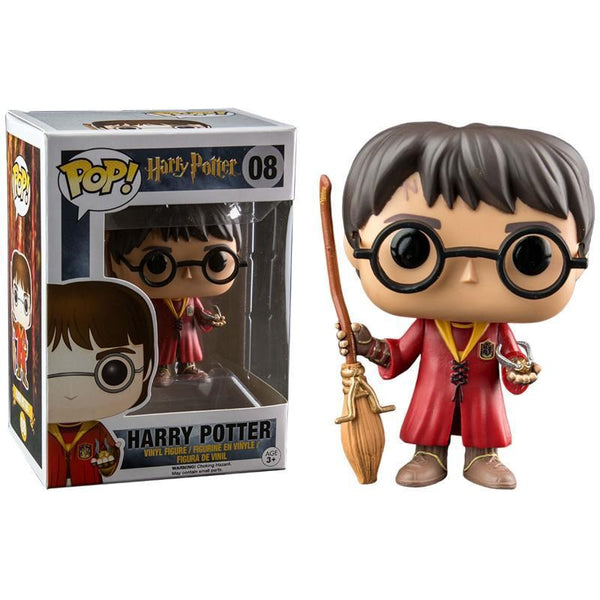 Harry Potter Quidditch Robes Funko Pop! Vinyl-The Nerdy Byrd