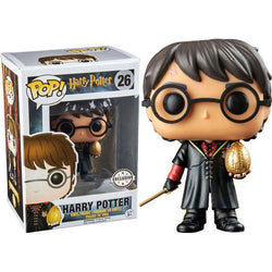 Harry Potter (Triwizard & Golden Egg) Exclusive Funko Pop! Vinyl-The Nerdy Byrd