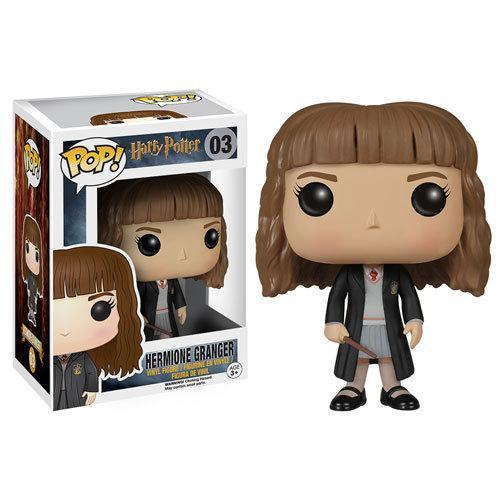 Hermione Harry Potter Funko Pop! Vinyl-The Nerdy Byrd