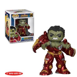 Hulk Busting Hulkbuster Avengers Infinity War GameStop Exclusive Funko Pop!-The Nerdy Byrd