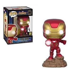 Iron Man (Light Up) Walgreens Exclusive Funko Pop! Vinyl-The Nerdy Byrd