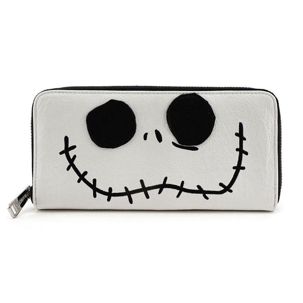 Jack Skellington (Nightmare before Christmas) Loungefly Wallet-The Nerdy Byrd