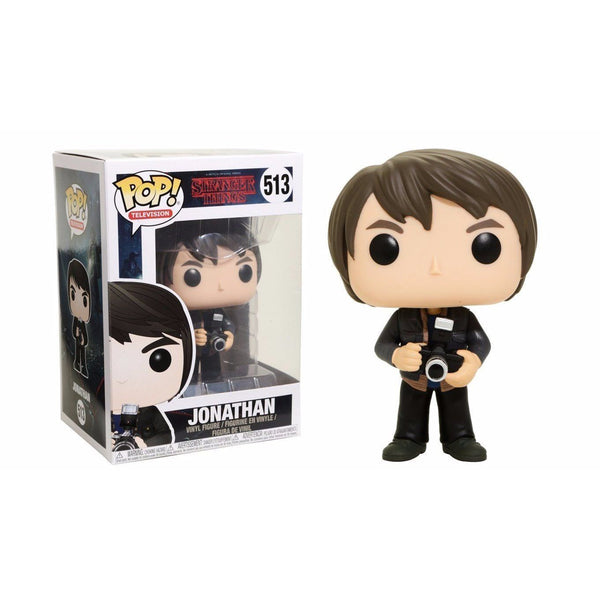 Jonathan Stranger Things Funko Pop! Vinyl-The Nerdy Byrd