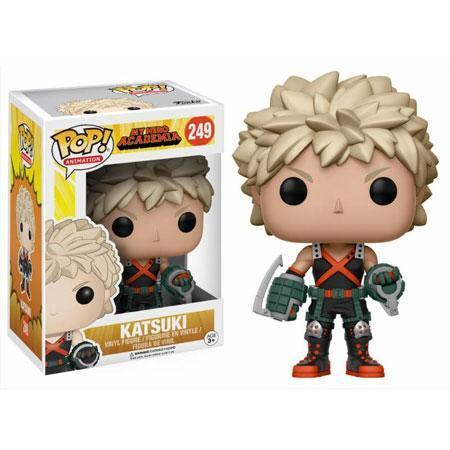 Katsuki My Hero Academia Funko Pop! Vinyl-The Nerdy Byrd