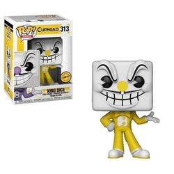 King Dice (Chase) Cuphead Funko Pop! Vinyl-The Nerdy Byrd