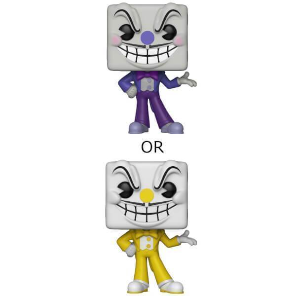 King Dice Cuphead Funko Pop! Vinyl-The Nerdy Byrd