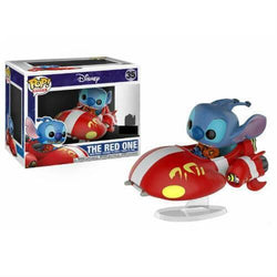 Lilo & Stitch The Red One Ride Funko BoxLunch Exclusive Pop! Vinyl-The Nerdy Byrd