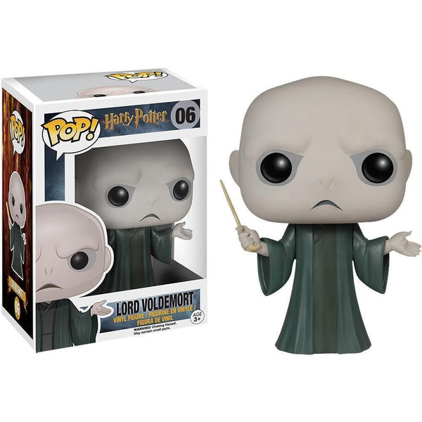 Lord Voldemort Harry Potter Funko Pop! Vinyl-The Nerdy Byrd