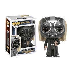 Lucius Malfoy Death Eater Harry Potter Exclusive Funko Pop! Vinyl-The Nerdy Byrd