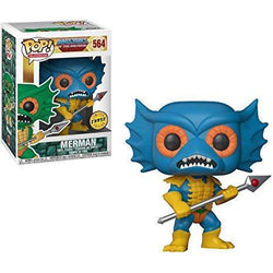 Merman (Chase) Masters of the Universe Funko Pop! Vinyl-The Nerdy Byrd