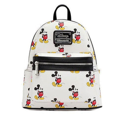 Mickey AOP Disney Loungefly Backpack-The Nerdy Byrd