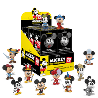 Mickey Mouse 90th Anniversary Funko Mystery Minis-The Nerdy Byrd